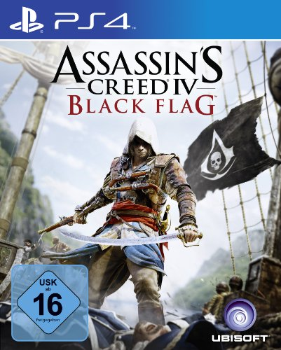 Playstation 4 - Assassin's Creed IV - Black Flag