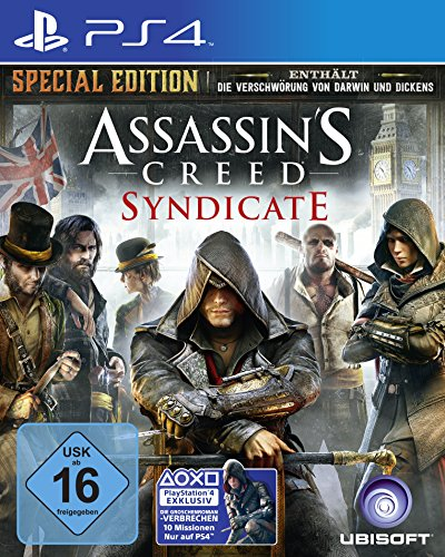 Playstation 4 - Assassin's Creed Syndicate (Special Edition)