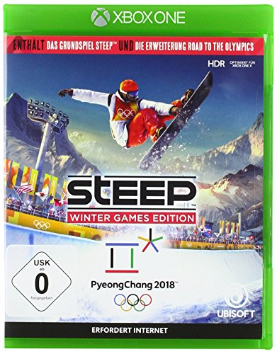 Xbox One - Steep - Winter Games Edition - Pyeong Chang 2018