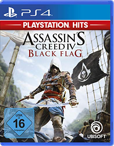 Playstation 4 - Assassin's Creed IV: Black Flag