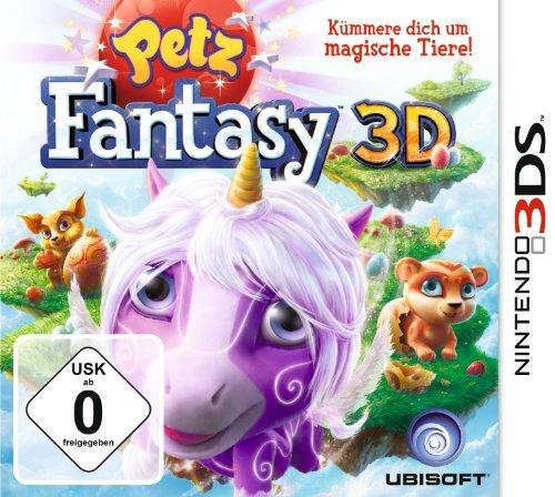 Nintendo 3DS - Petz Fantasy 3D