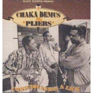 Chaka Demus & Pliers - Consciousness A Lick
