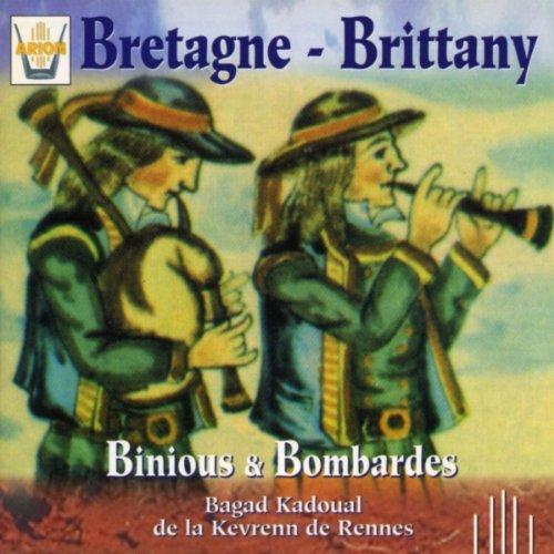Sampler - Bombardes et Binious de Bretagne (Bretagne Brittany)