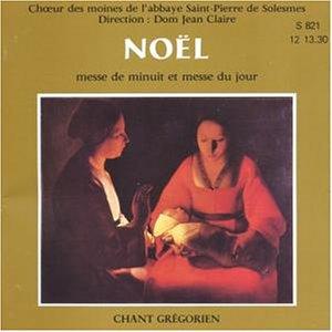 Chor der Mönche von St. Pierre de Solesmes - Gregorianische Gesänge - L'Eglise Chante Les Saints - I. Apotres, Martyrs & Vierges (Dom Jean Claire)