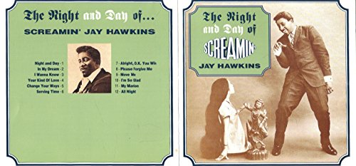 Screaming Jay Hawkins - The Night and Day of