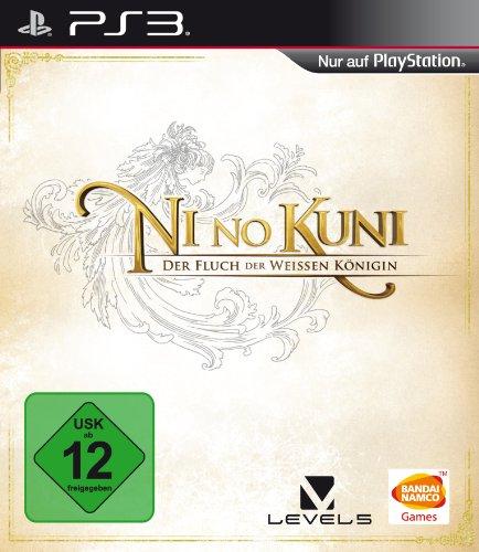Playstation 3 - Ni No Kuni: Der Fluch der weißen Königin