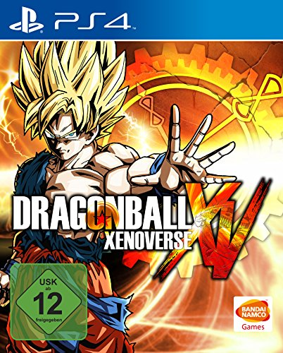 Playstation 4 - Dragonball Xenoverse XV