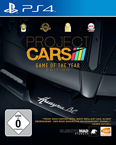 Playstation 4 - Project Cars - Game Of The Year Edition