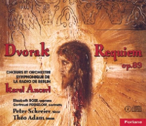 Dvorak , Anton - Requiem, Op. 89 (Schreier, Adam, Ancerl)