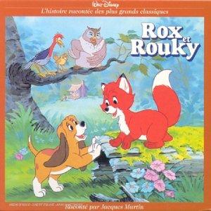 Soundtrack - Rox Et Rouky (FR Import)(WAltDisney)