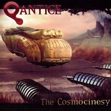 Qantice - The Cosmocinesy