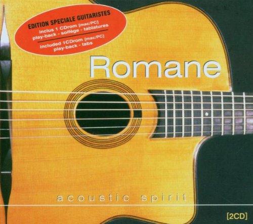 Romane - Acoustic Spirit (  CD-ROM)