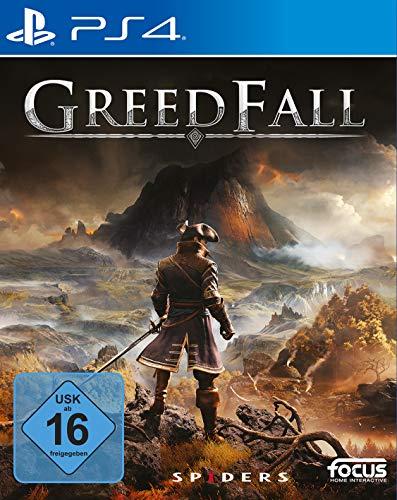 Playstation 4 - Greedfall