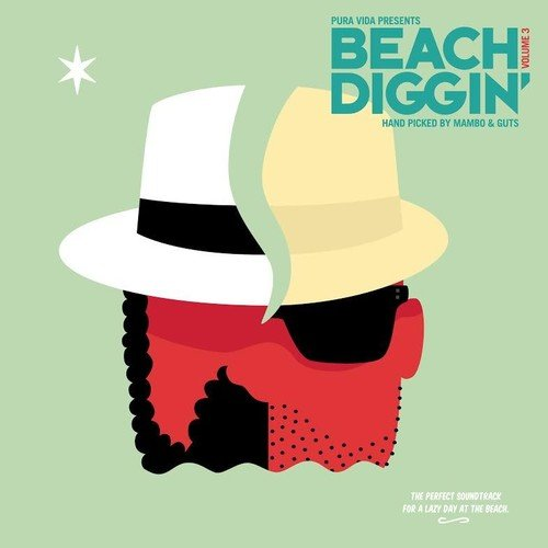 Sampler - Beach Diggin' 3 (presents by Pura Vida)