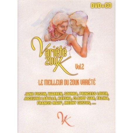 DVD - Variete Zouk 2
