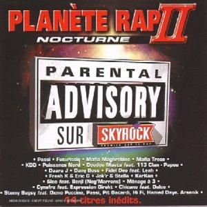Sampler - Planete Rap Vol. 2 : Nocturne (FR Import)