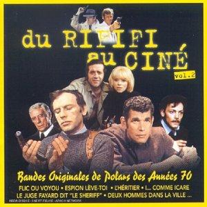 Sampler - Du Rififi Au Cine 2: Bandes Originales De Polars Des Anees 70 (Edition Numerotee)