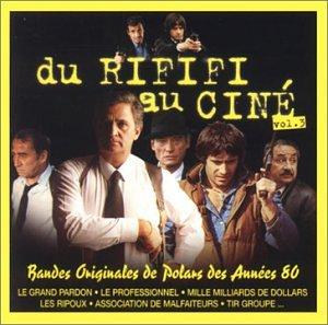 Sampler - Du Rififi Au Cine 3: Bandes Originales De Polars Des Anees 80 (Edition Numerotee)