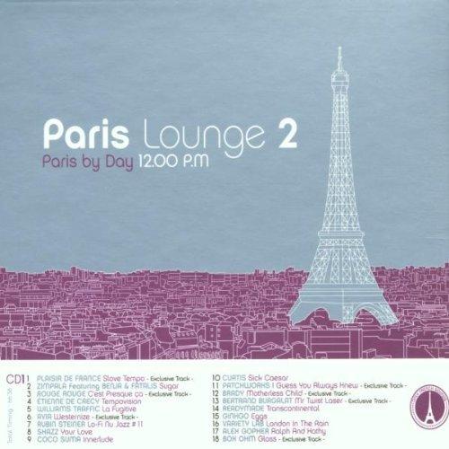 Sampler - Paris lounge 2