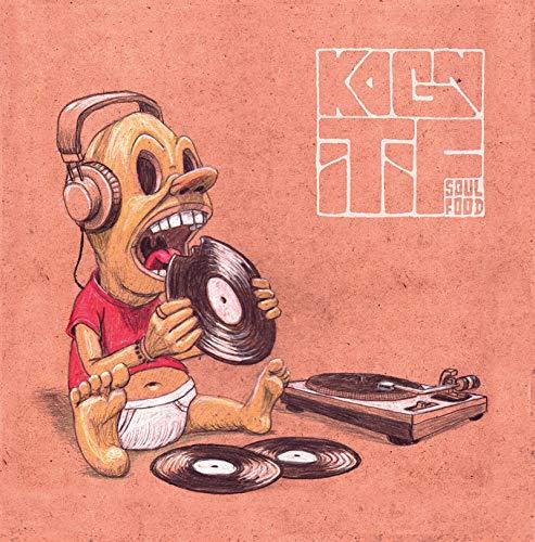 Kognitif - Soul Food (Limited Edition) (Red) (Vinyl)