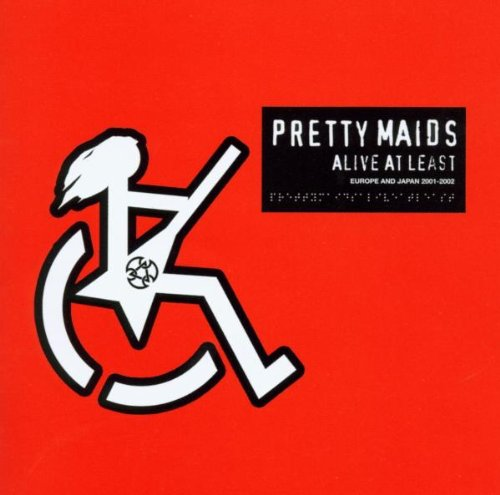 Pretty Maids - Alive At Least