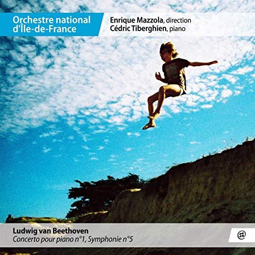 Beethoven , Ludwig van - Concerto Pour Piano N°1 / Symphonie N°5 (Mazzola, Tiberghien)