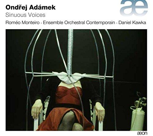 Adamek , Ondrej - Adámek: Sinuous Voices