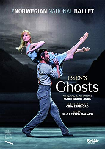 Norwegian National Ballet , The - Ibsen: Ghosts (Music By Nils Petter Molvaer)