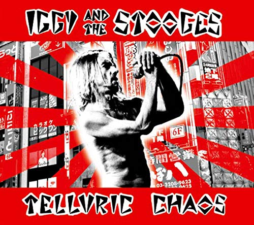 Pop , Iggy & Stooges , The - Telluric Chaos