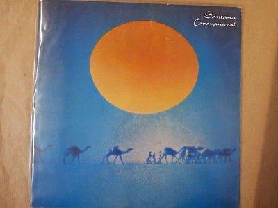 Santana - Caravanserai (72) (Vinyl)