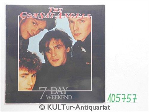 ComSat Angels , The - 7 Day Weekend (Vinyl)