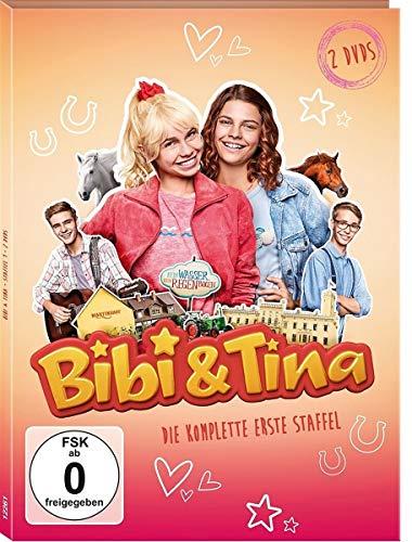 DVD - Bibi & Tina - Staffel 1