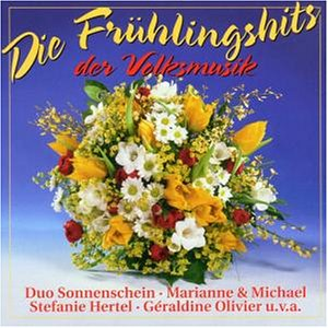 Sampler - Frühling Hits der Volksmusik