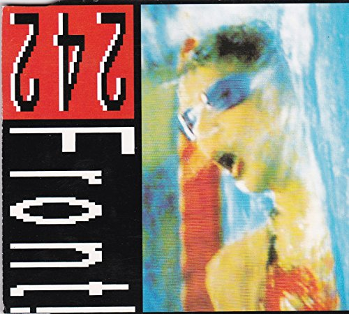 Front 242 - Never Stop! (Maxi)