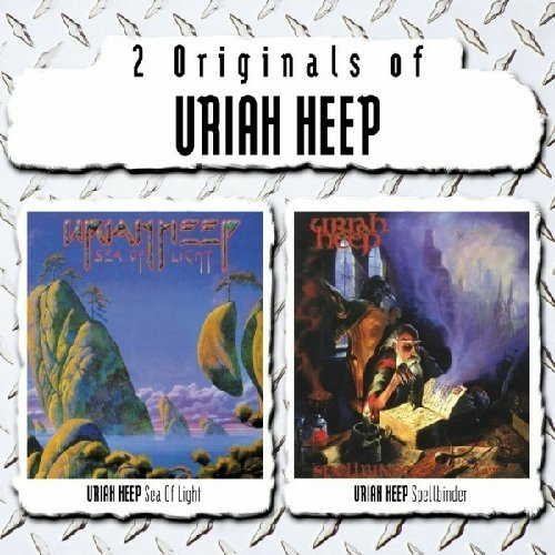 Uriah Heep - Sea Of Light / Spellbinder (2 Originals Of)