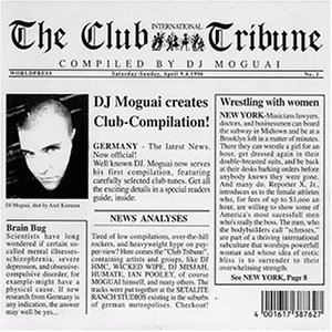 Sampler - The Club Tribune (compiled by DJ Moguai)