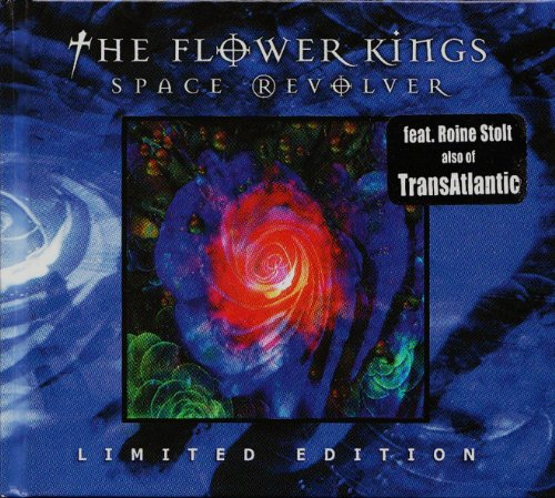 Flower Kings , The - Space Revolver (Limited Digi-Book Edition)