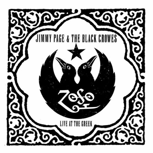 Page , Jimmy  & The Black Crowes - Live at the Greek