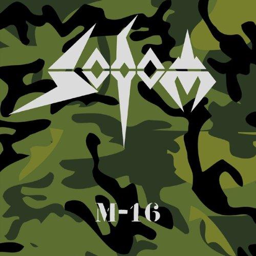 Sodom - M-16 (Limited Edition)