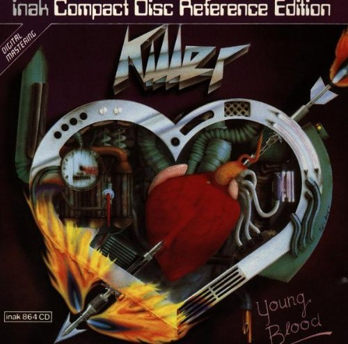 Killer - Young Blood (Inak Compact Disc Reference Edition)