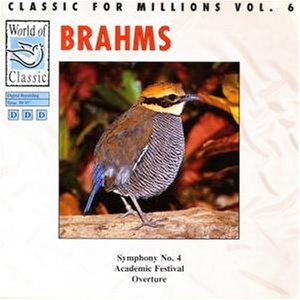 Brahms , Johannes - Sinfonie 4