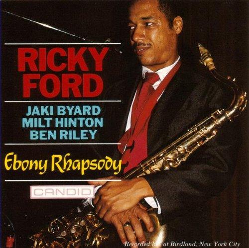 Ford , Ricky - Ebony Rhapsody