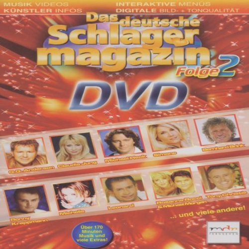DVD - Das deutsche Schlagermagazin 2