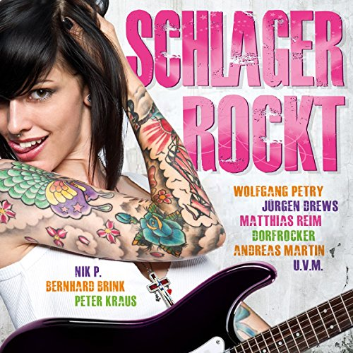 Sampler - Schlager Rockt