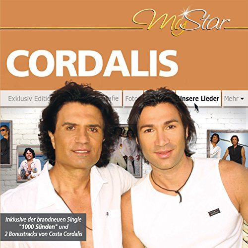 Cordalis - My Star