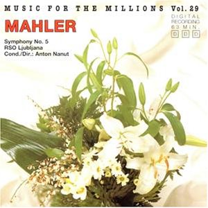 Mahler , Gustav - Music For The Millions Vol. 29