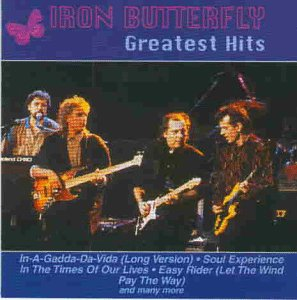 Iron Butterfly - Greatest Hits