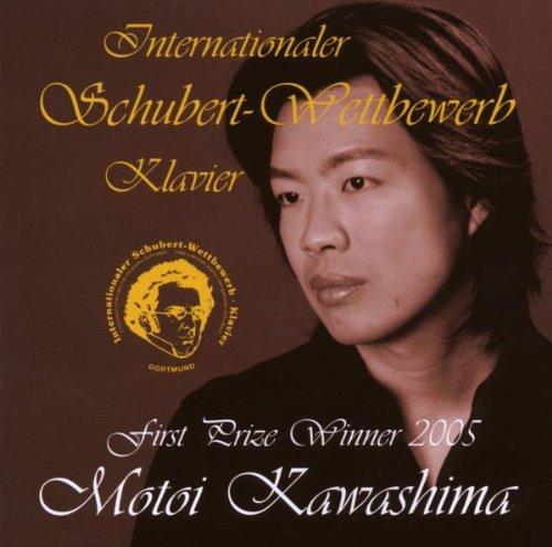 Kawashima , Motoi - Internationaler Schubert-Wettbewerb Klavier - First Prize Winner 2005: Motoi Kawashima