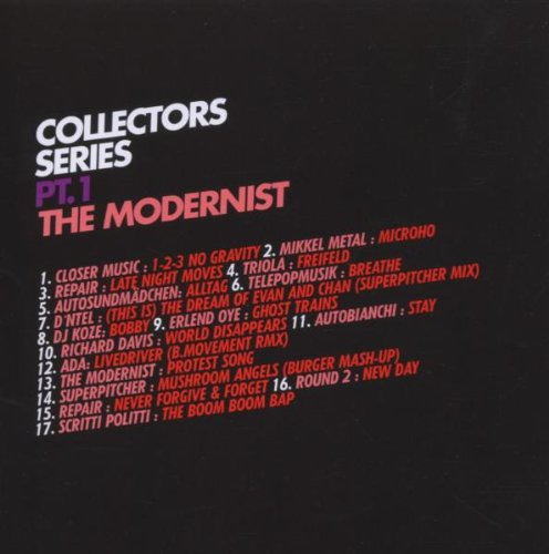 Sampler - Collectors Series 1 (The Modernist)