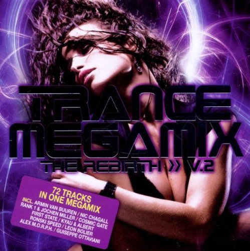 Sampler - Trance Megamix - The Rebirth 2